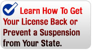 Prevent Suspension in Ohio